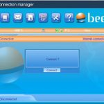 Dashboard Beetel ZTE MF190 Connection Manager for ZTE MF 190 modem free
