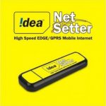 Download Original Dashboard of Idea NetSetter MF190 and Unlock Solution