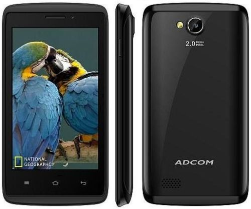 Adcom KitKat A40 With 4-inch Display and Android 4.4.4 Launched at Rs 2,999