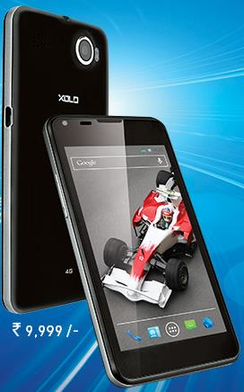 Xolo LT900 with 4G LTE Available in India with a Price Rs 9999