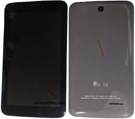 iBall Slide 3G Q7218 with 7-inch Display Launched in India at Rs 7,299